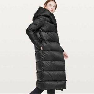 Lululemon Cloudscape Waterproof Wrap NEW Size 6